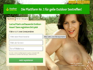 Outdoor Sex Treffen